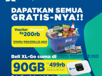 Review Harga Kuota Paket Internet XL Go dan XL Home