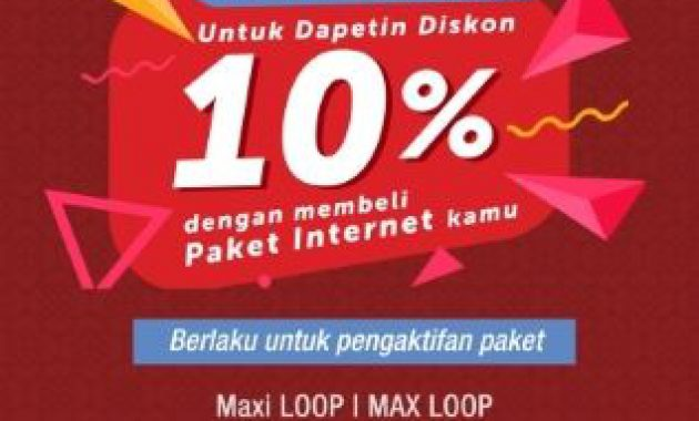 Info Paket Internet Promo 2.5GB 35rb Telkomsel
